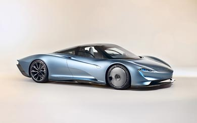 2020 McLaren Speedtail wallpaper thumbnail.