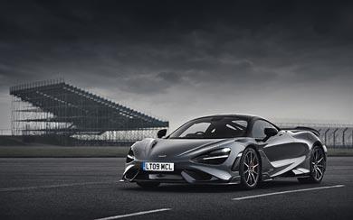 2021 McLaren 765LT wallpaper thumbnail.