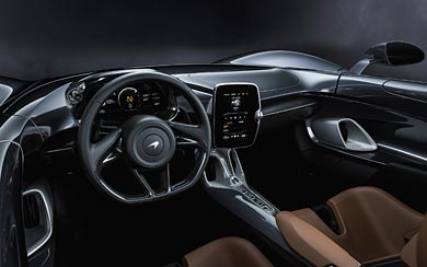 2021 McLaren Elva wallpaper thumbnail.