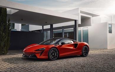 2022 McLaren Artura wallpaper thumbnail.