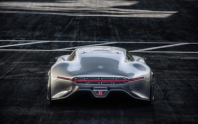 2013 Mercedes-Benz Vision Gran Turismo Concept wallpaper thumbnail.