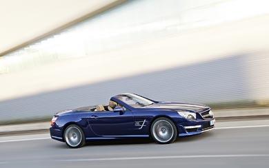 2013 Mercedes-Benz SL 65 AMG wallpaper thumbnail.