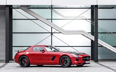 2014 Mercedes-Benz SLS AMG GT Final Edition wallpaper thumbnail.