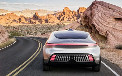 2015 Mercedes-Benz F015 Luxury In Motion Concept wallpaper thumbnail.