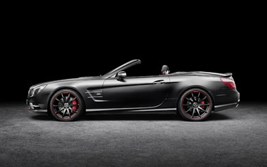 2015 Mercedes-Benz SL Mille Miglia 417 Edition wallpaper thumbnail.