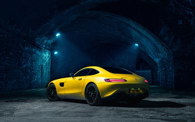 2016 Mercedes-AMG GT S wallpaper thumbnail.