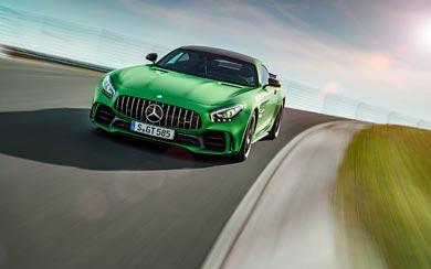 2017 Mercedes-AMG GT R wallpaper thumbnail.