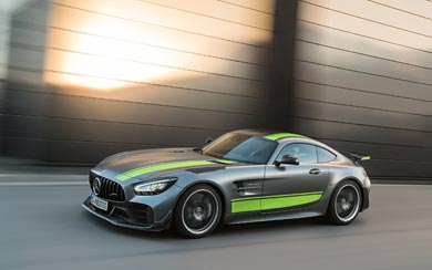 2020 Mercedes-AMG GT R PRO wallpaper thumbnail.