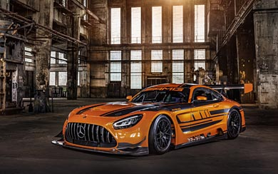 2020 Mercedes-AMG GT3 wallpaper thumbnail.
