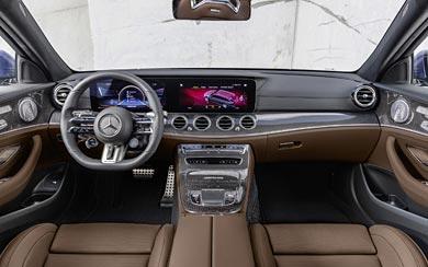 2021 Mercedes-AMG E63 S wallpaper thumbnail.