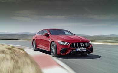 2023 Mercedes-AMG GT63 S E Performance 4-Door wallpaper thumbnail.