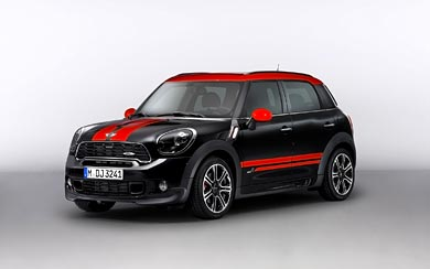 2013 Mini John Cooper Works Countryman wallpaper thumbnail.