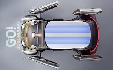 2016 Mini Vision Next 100 Concept wallpaper thumbnail.