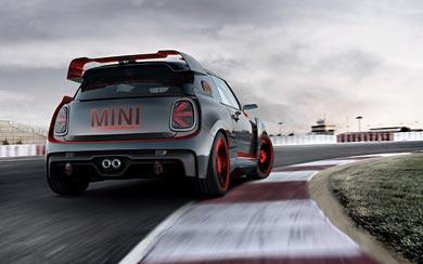 2017 Mini John Cooper Works GP Concept wallpaper thumbnail.
