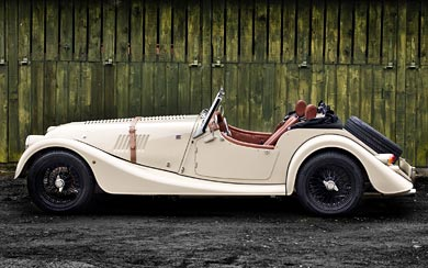 2004 Morgan Roadster wallpaper thumbnail.