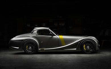 2018 Morgan Aero GT wallpaper thumbnail.