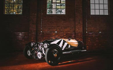 2020 Morgan 3 Wheeler P101 wallpaper thumbnail.