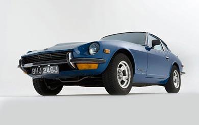 1970 Nissan 240Z wallpaper thumbnail.