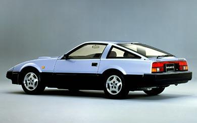 1983 Nissan Fairlady Z wallpaper thumbnail.