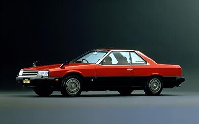 1983 Nissan Skyline 2000RS Turbo wallpaper thumbnail.