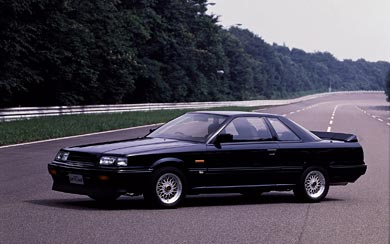 1987 Nissan Skyline GTS-R wallpaper thumbnail.
