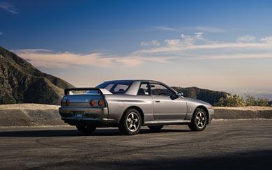 1989 Nissan Skyline GT-R wallpaper thumbnail.