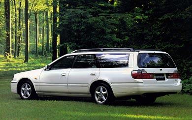1996 Nissan Stagea wallpaper thumbnail.