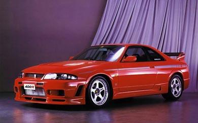 1997 Nismo 400R wallpaper thumbnail.