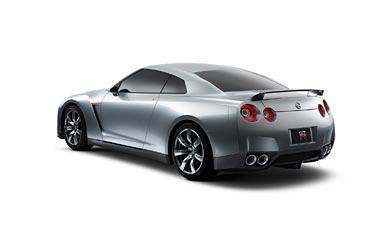 2005 Nissan GT-R Prototype wallpaper thumbnail.