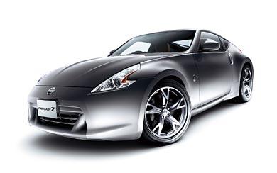 2010 Nissan 370Z wallpaper thumbnail.
