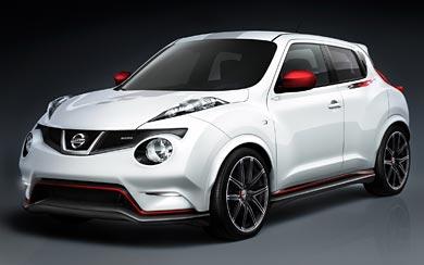 2011 Nissan Juke NISMO Concept wallpaper thumbnail.