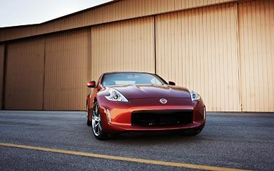 2013 Nissan 370Z wallpaper thumbnail.