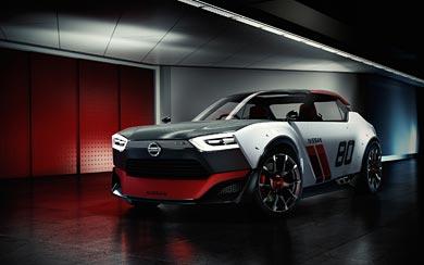 2013 Nissan IDx Nismo Concept wallpaper thumbnail.