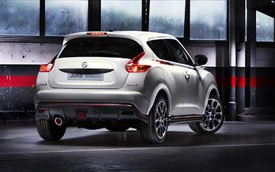 2013 Nissan Juke NISMO wallpaper thumbnail.