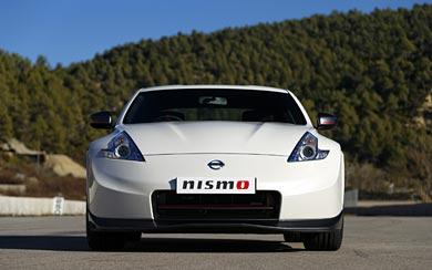 2014 Nissan 370Z Nismo wallpaper thumbnail.