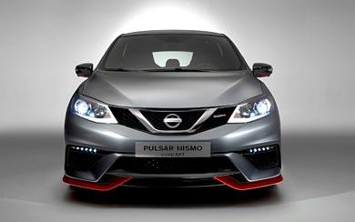 2014 Nissan Pulsar Nismo Concept wallpaper thumbnail.