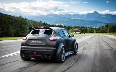 2015 Nissan Juke-R 2.0 Concept wallpaper thumbnail.