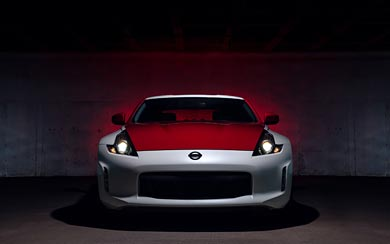 2020 Nissan 370Z 50th Anniversary Edition wallpaper thumbnail.
