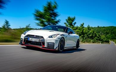 2020 Nissan GT-R Nismo wallpaper thumbnail.