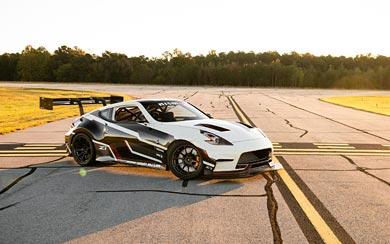 2020 Nissan Global Time Attack TT 370Z wallpaper thumbnail.