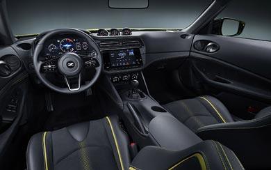 2020 Nissan Z Proto wallpaper thumbnail.