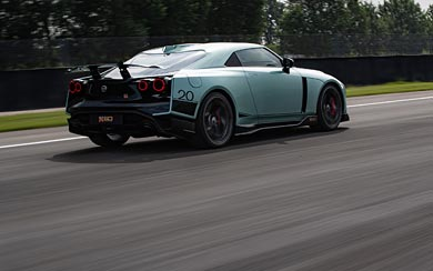 2021 Nissan GT-R50 by Italdesign wallpaper thumbnail.