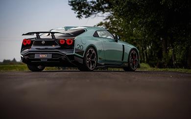 2021 Nissan GT-R50 by Italdesign wallpaper thumbnail.