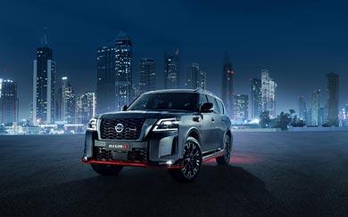 2021 Nissan Patrol Nismo wallpaper thumbnail.