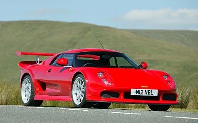 2003 Noble M12 GTO 3R wallpaper thumbnail.