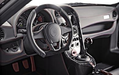2017 Noble M600 Carbon Sport wallpaper thumbnail.
