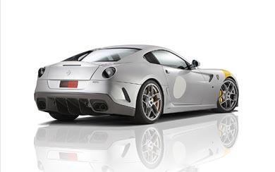 2011 Novitec Rosso Ferrari 599 GTO wallpaper thumbnail.