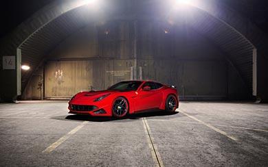 2013 Novitec Rosso Ferrari F12 Berlinetta N-Largo wallpaper thumbnail.