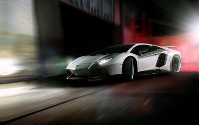 2013 Novitec Torado Lamborghini Aventador wallpaper thumbnail.