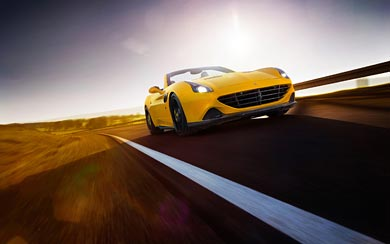 2015 Novitec Rosso Ferrari California T wallpaper thumbnail.